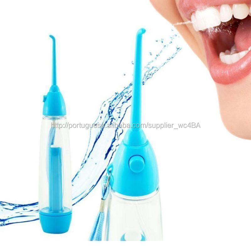 767d751e2 Cuidados Water Jet irrigador Oral Flosser Tooth Dental SPA dentes escolha  limpa