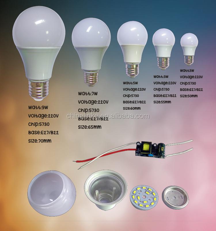 Economic New Design 9w E27 Led Bulb Lamp,High Power Output ...
