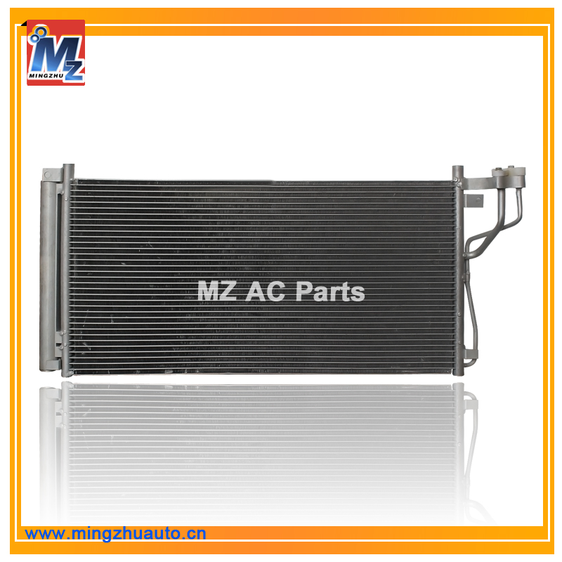 Air Cooled Condenser Price For Hyundai Azera Fluxo Parlelo OEM 976063L180