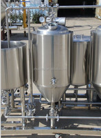 Beer formula research and development of special home brewery 50 l home business small machinery