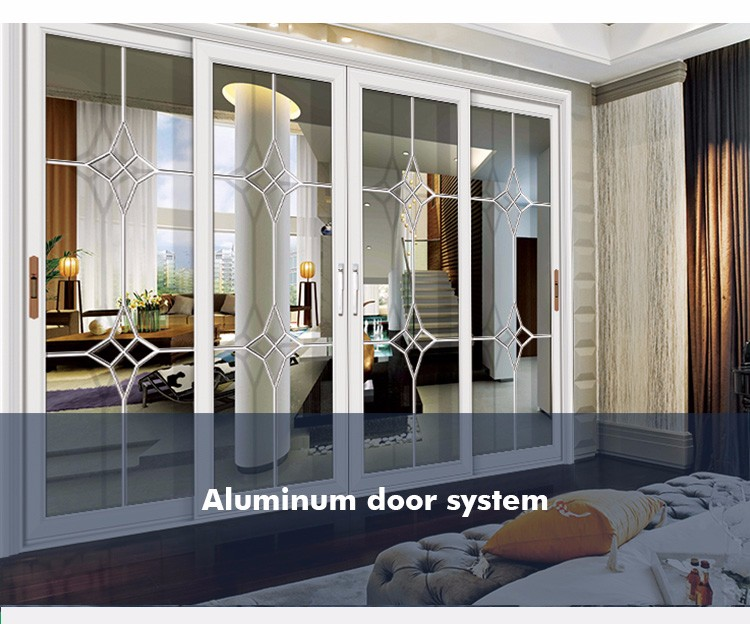 OEM All Kinds Of Aluminium Dining Room Sliding Door
