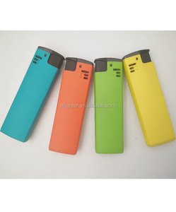 FV20 beautiful shape Peach skin paint king Electric lighter