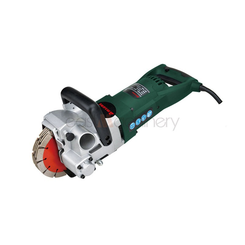 Amsure 4500W Wall Groove Cutting Machine AMKC001, Wall Chaser With Leakage Protector
