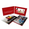 Videopak Customized A5 Softcover HD 7 Inch Digital Lcd Video Brochure