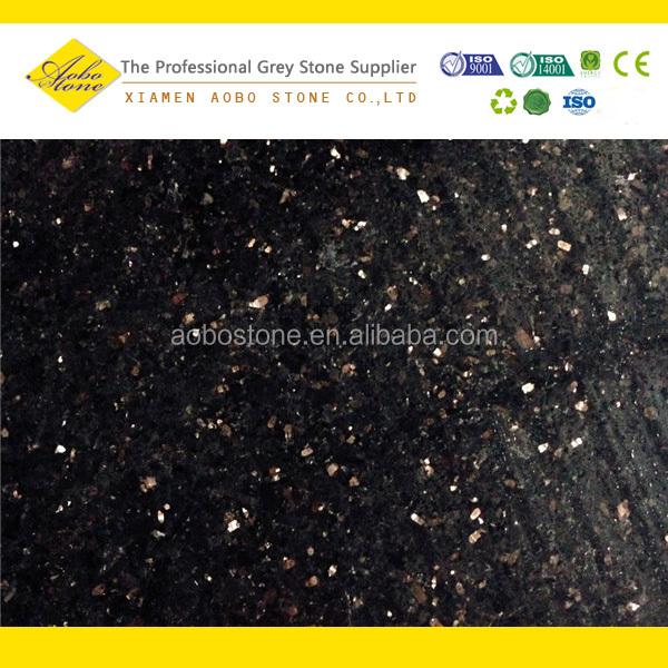 Granit Marbre Noir Galaxy - Buy Product on Alibaba.com