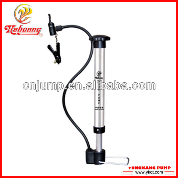 ball/bicycle aluminum cylinder hand air pump