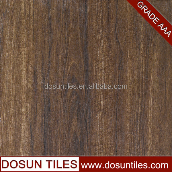 wood look aloke porcelain floor tiles for interior&exteriors,Foshan factory,dosun tiles
