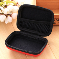 2016 Trending Products Headset Earphone Data Cable Waterproof Eva Plastic Gadget Storage Case Storage Bags Storage Shell