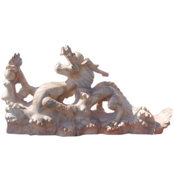 marble hand carved chinese dragon statue for sale