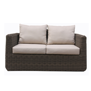 Modern Design Best Outdoor Powder Coated Reclining Sofa Loveseat