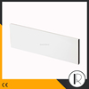 071104 Large Heating Surface Panel Heater With Black or White Color