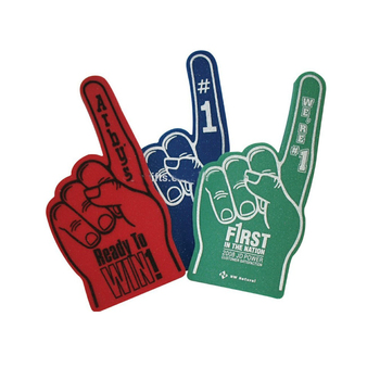 Big wave promotional Foam Hand for Event and Party