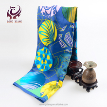 Hot Sale Scarves 90*90 Custom Printed Wholesale New Twill Silk Scarf