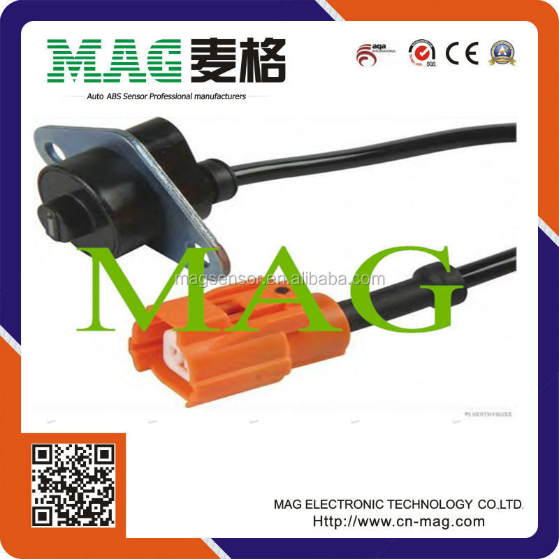 ISO/TS16949 57455SR3801 abs/speed sensor for HONDA CIVIC VI Fastback /CRX III (EH, EG)