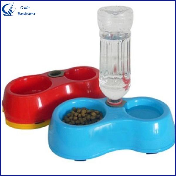 Dispensador de agua para mascotas plato de comida taz n for Dispensador de comida para perros