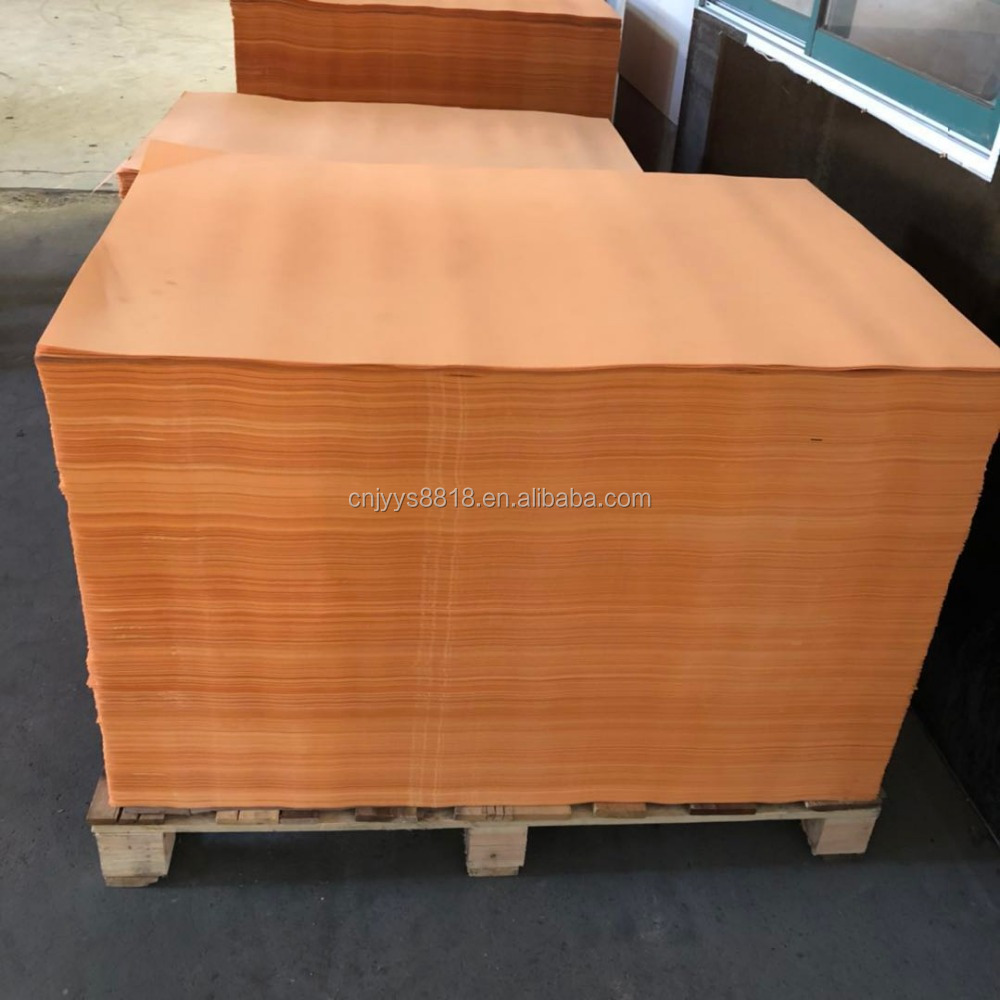 Cina Grosir Orange Virgin Pulp Kayu Kertas Kraft