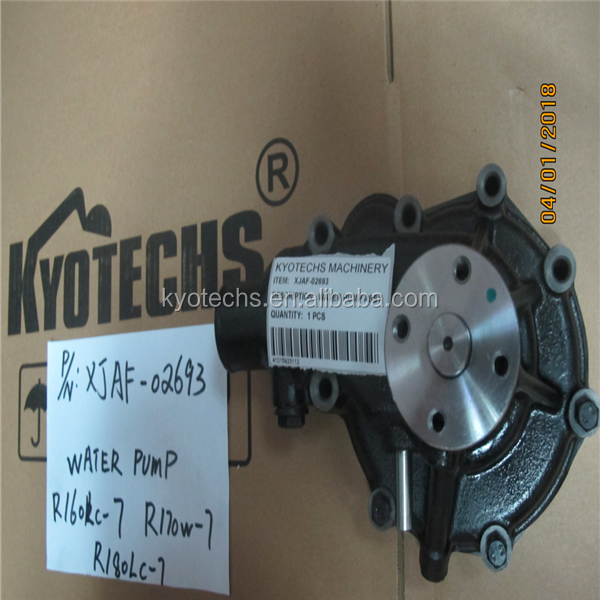 SUPER QUALITY EXCAVATOR ENGINE WATER DEVICE ASSY FOR XJAF-02693 R80LC-7