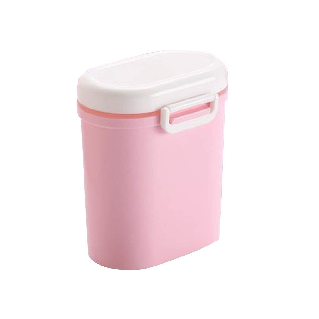 MuLuo Baby Milk Powder Container Portable Formula Food Storage Dispenser Infant Sealed Baby Milk Box