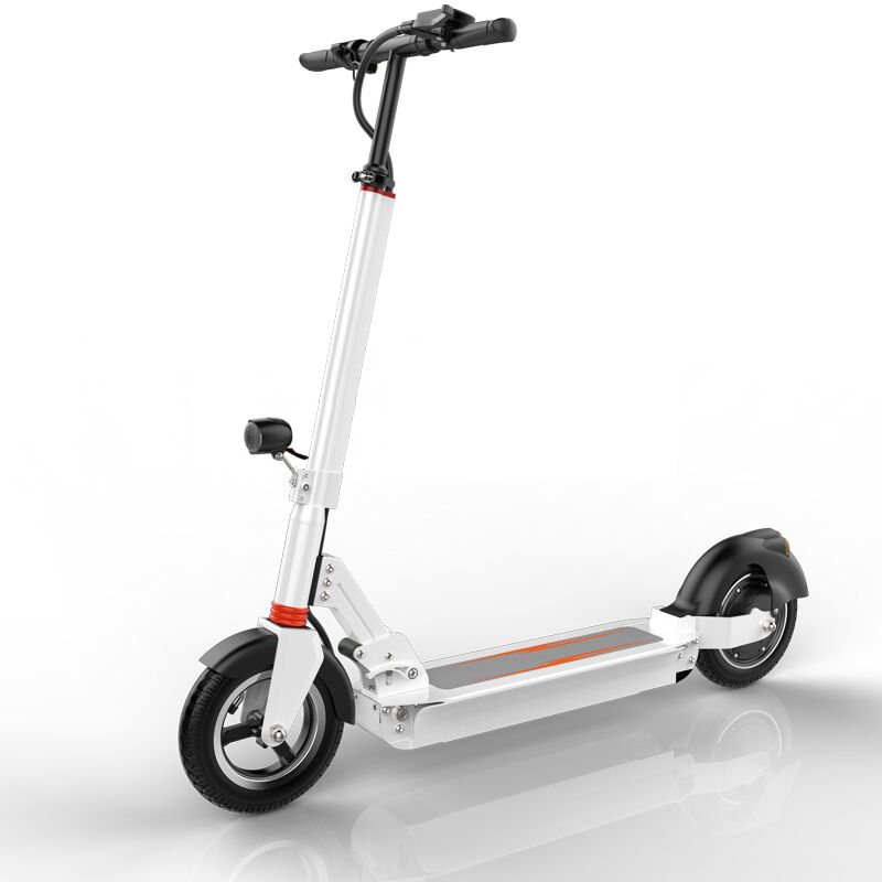 Easy Riding And Folding Lightest Electric Scooter