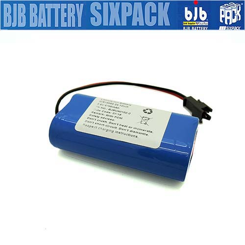 BJB & SIXPACK Factory 5 volt rechargeable external battery pack for UPS,LED