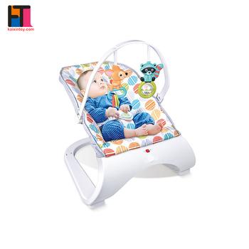 Top Amazon Seller Reborn Baby Plush Rocking Chair Electric