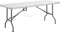 plastic folding table in low price to UK market