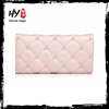 Fashion style genuine leather ladies wallet