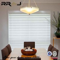 Superior light filtering real wood blinds
