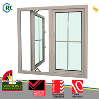 UPVC Window And Door Grill Design For Homes Manufacturer