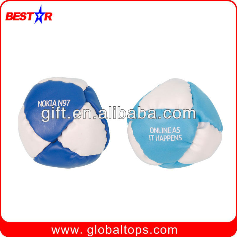 CE Approved Promotional Printed Bulk Juggling Ball