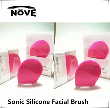 2016 waterproof XP7 Silicone facial brush colorful silicone facial brush with large shipment