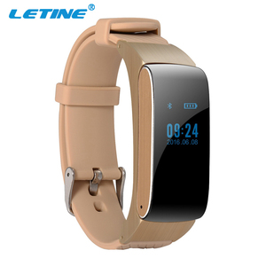 New Bluetooth Headset, Earphone Smart Wristband, Fitness Sport Bracelet Talkband Watch