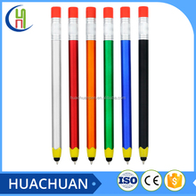 new pencil style stylus touch ballpoint pen