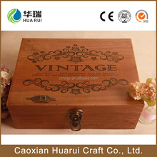 Professional the wooden box of China