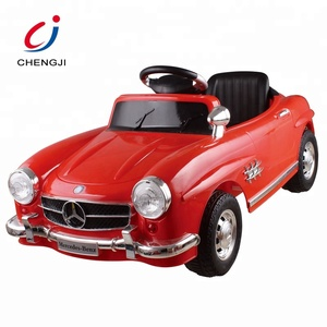 China factory sale 6V classical licensed electric kids ride on car