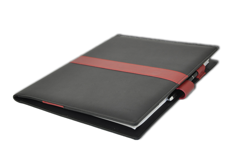 Kid Types Of Travel Leather Stationery File Document