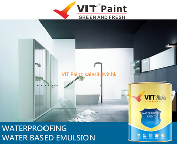 Vit Best Coat Waterproofing Paint Pattern
