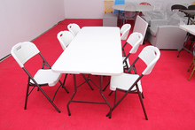 New design restaruant used folding tables for sale