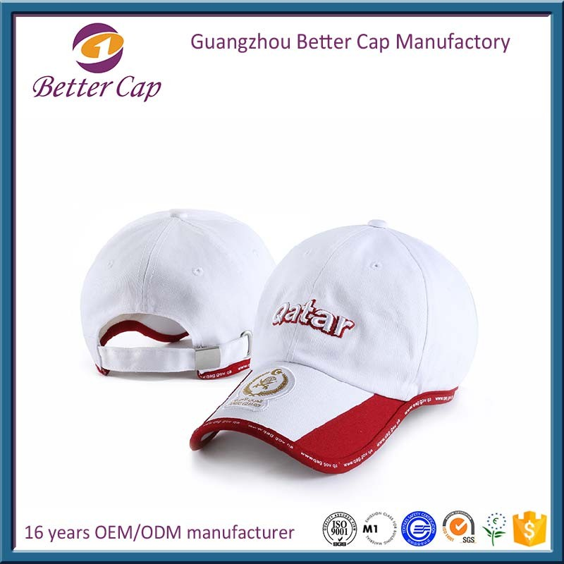 New Fashion Promotional Caps Style For Qatar