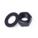 OEM DIN Standard carbon steel galvanized hex nuts DIN934 m25 fasteners square thread Hex Nut Yu Kun manufacturer provided
