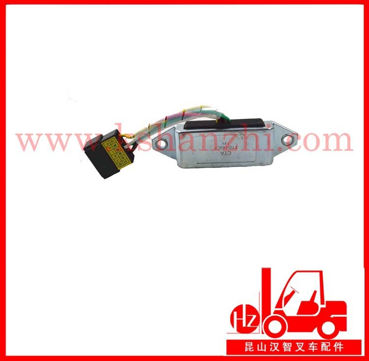 Forklift part 14V electronic regulator