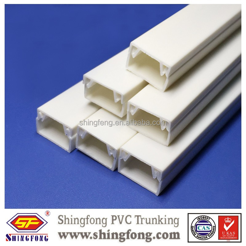 Pvc Cable Duct Pvc Channel Pvc Trunking 25x16 View Pvc Cable Duct Shingfong Product Details From Sihui Shingfong Plastic Product Factory Co Ltd On Alibaba Com