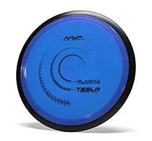 MVP Plasma Tesla Driver Golf Disc [Colors may vary]