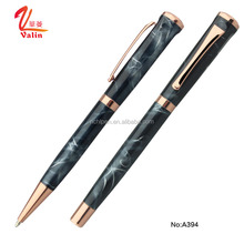 2017 Heavy Weight Metal Ball pen&Roller Business Pen with Customized Logo