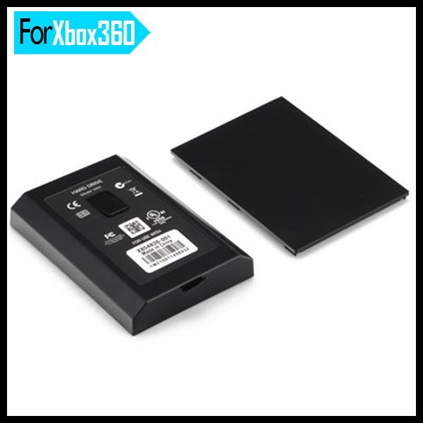 Third Party Hard Drive Case for Xbox 360 Slim Game Console Replacement Accessories