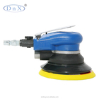 Low noise air orbital sander pneumatic power tools