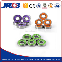 High quality ripstick mini bearing 608 for skateboard