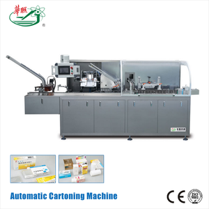HUALIAN Alibaba Website Supply China Products Auto Medical Cartoning Packing Machine