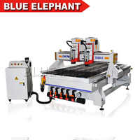 Large Discount Price!!! Cnc Router 1325 , Wood Cnc Router Machine Price , Router Cnc for Wood Aluminum Copper Acrylic Pcb