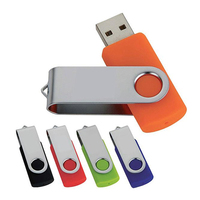Cheap 1gb 2gb 4gb 8gb 16gb 32gb usb 2.0 swivel usb flash drive stick memory pen drive ,free logo custom